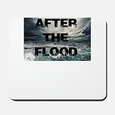 After The Flood Logo Mousepad
