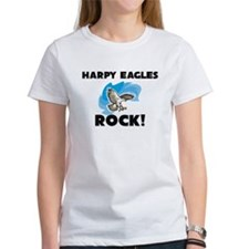 Harpy Eagles Rock! Tee