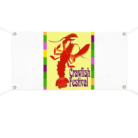 Crawfish Fest Banner