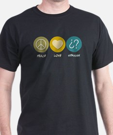 Peace Love Spanish T-Shirt