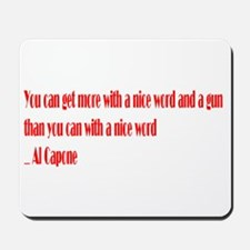 Kind Words Mousepad