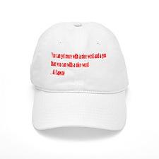 Kind Words Baseball Cap