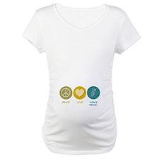 Peace Love Space Travel Shirt