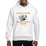 My Name Hooded Sweatshirt