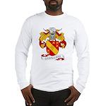 Caballero Family Crest Long Sleeve T-Shirt