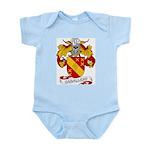 Caballero Family Crest Infant Creeper