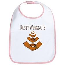 Rusty Wingnuts Bib