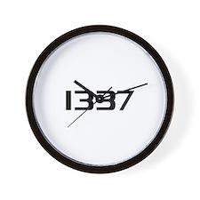 L33T Wall Clock