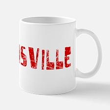 Douglasville Faded (Red) Mug