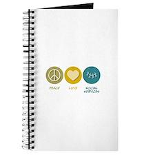 Peace Love Social Services Journal