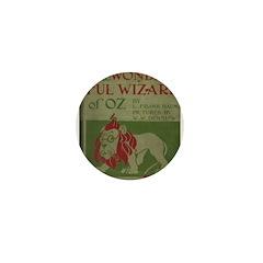 Wizard Mini Button (10 pack)