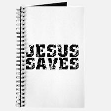 Jesus Saves bk Journal