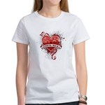 Heart Costa Rica Women's T-Shirt