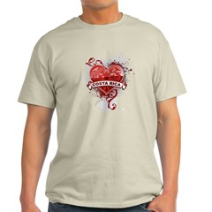 Heart Costa Rica T-Shirt