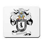 Cabrera Family Crest Mousepad