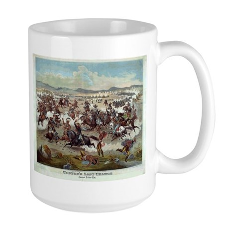 CusterLastStand Mugs