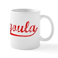 Vintage Pascagoula (Red) Mug