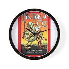 Tik - Tok Of Oz Wall Clock