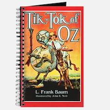 Tik - Tok Of Oz Journal