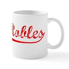 Vintage Paso Robles (Red) Mug