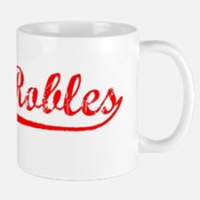 Vintage Paso Robles (Red) Mug