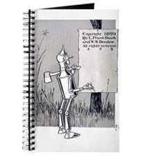 Tin Man Journal