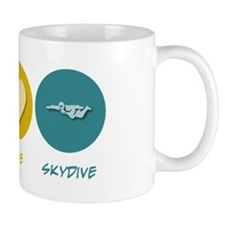 Peace Love Skydive Mug