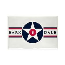 Barksdale Air Force Base Rectangle Magnet