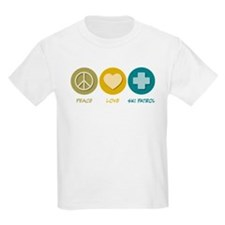 Peace Love Ski Patrol T-Shirt