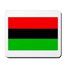 African American Flag Mousepad