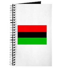 African American Flag Journal