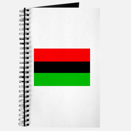 African American Flag Journal