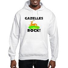Gazelles Rock! Hoodie