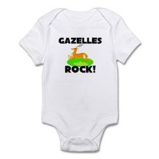 Gazelles Rock! Infant Bodysuit