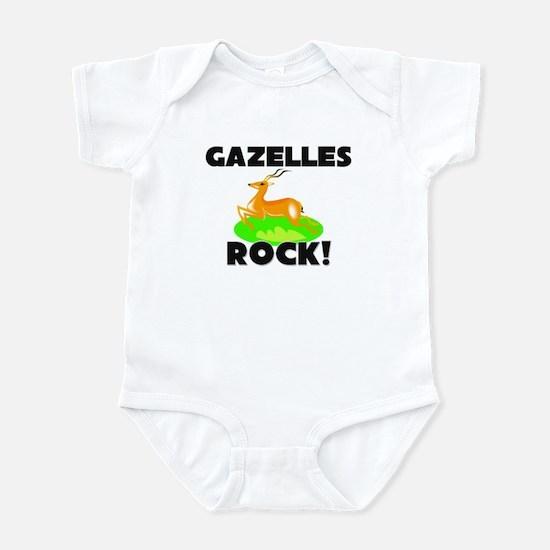 Gazelles Rock! Infant Bodysuit