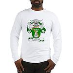 Cadena Family Crest Long Sleeve T-Shirt