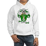 Cadena Family Crest Hooded Sweatshirt