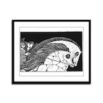 Faust 239 Framed Panel Print