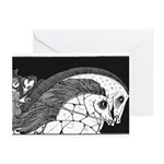 Faust 239 Greeting Cards (Pk of 20)