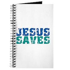 Jesus Saves Journal
