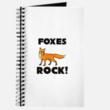 Foxes Rock! Journal