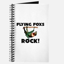 Flying Foxs Rock! Journal