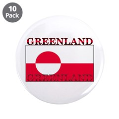 Greenland Greenlander Flag 3.5