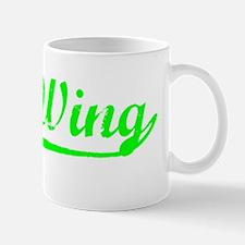 Vintage Red Wing (Green) Mug