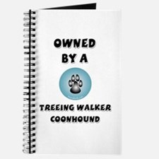 Owned by a Treeing Walker Journal