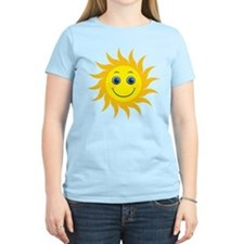 Smiling Mr. Sun T-Shirt