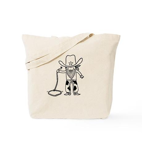 Lasso Trick - Tote Bag