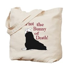 The Bunny of Death Tote Bag