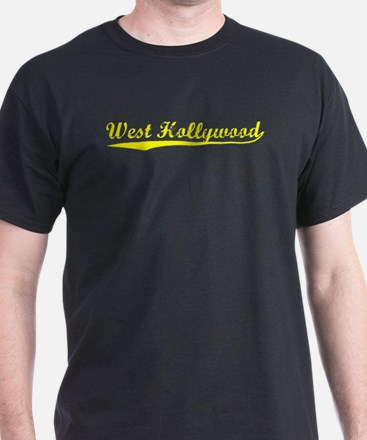 Vintage West Holly.. (Gold) T-Shirt