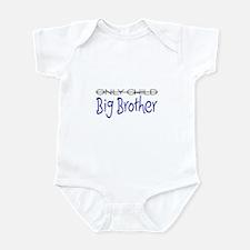 Only Child - Big Brother Infant Bodysuit